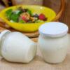 yogur de leche de oveja