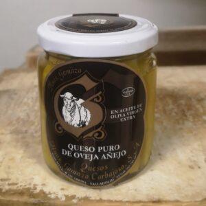 Tarro de Queso de Oveja en Aceite de Oliva Virgen Extra