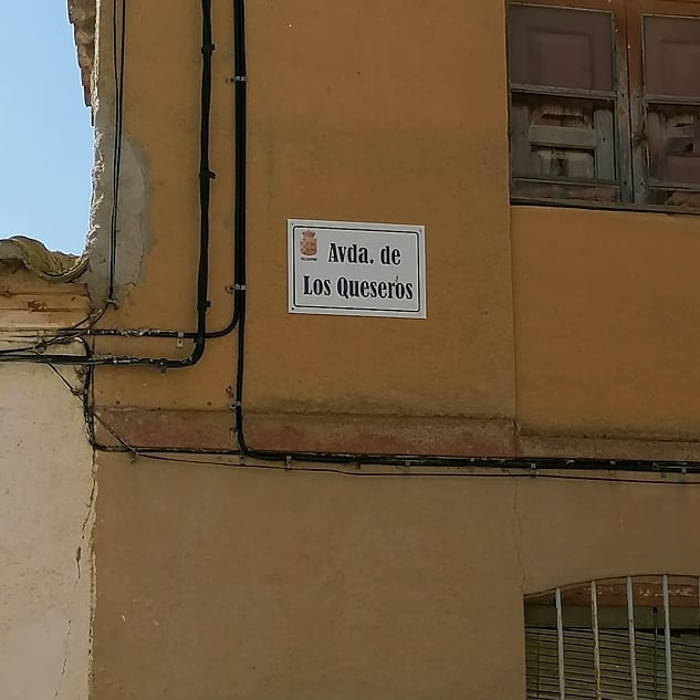 Avenida de los Queseros Villalonso