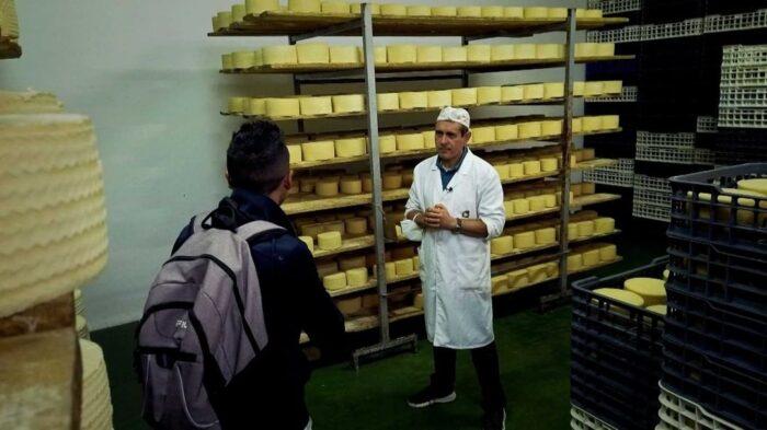 historias por contar queso villalon